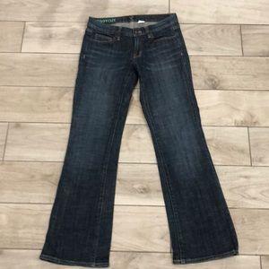 J. Crew stretch bootcut 27s Jeans